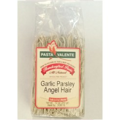 Garlic Parsley Angel Hair