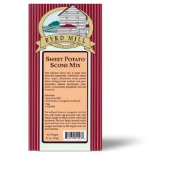 image of Sweet Potato Scone Mix package
