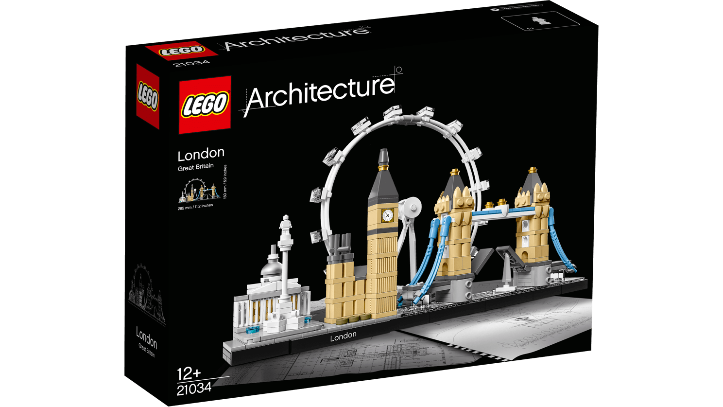 Architecture Gifts For Him Lego Architecture London Byrnes Online