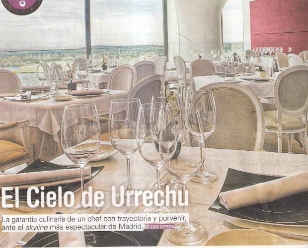 """ON MADRID """"El Cielo de Urrechu"""""""