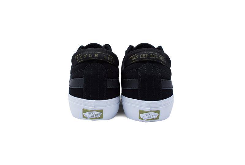 Vans Style 112 Pro Shoes 3