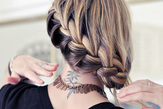 10 fabulous braided hairstyle tutorials