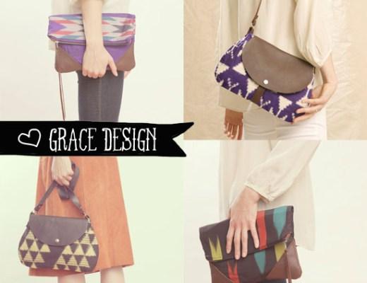 Love this - Grace Design handbags