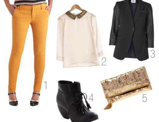 Fall date outfit