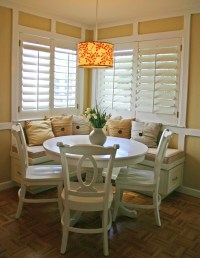Breakfast Nook on Pinterest