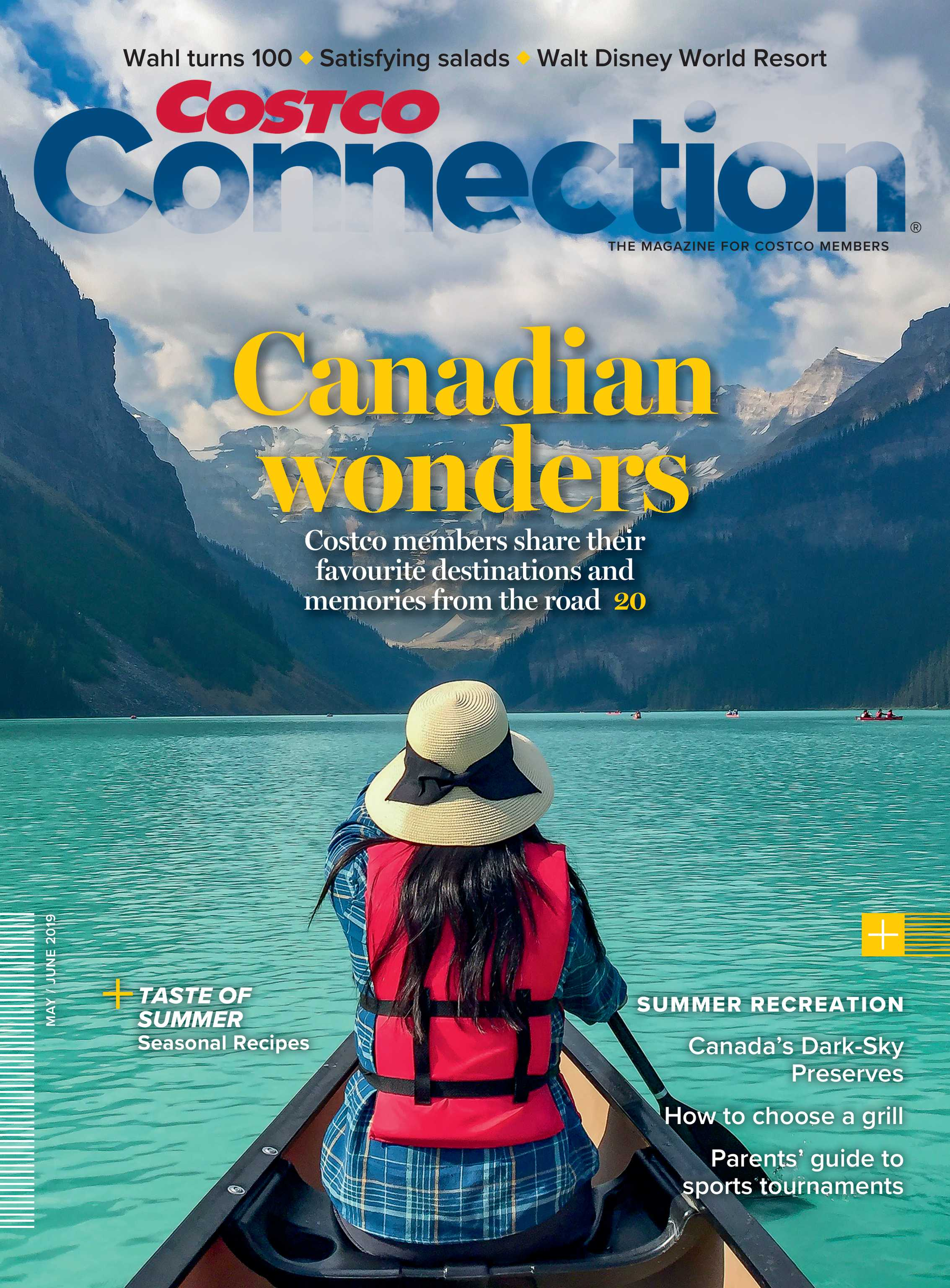 Tv At Costco Canada Costco Connection May June 2019 Page Cover