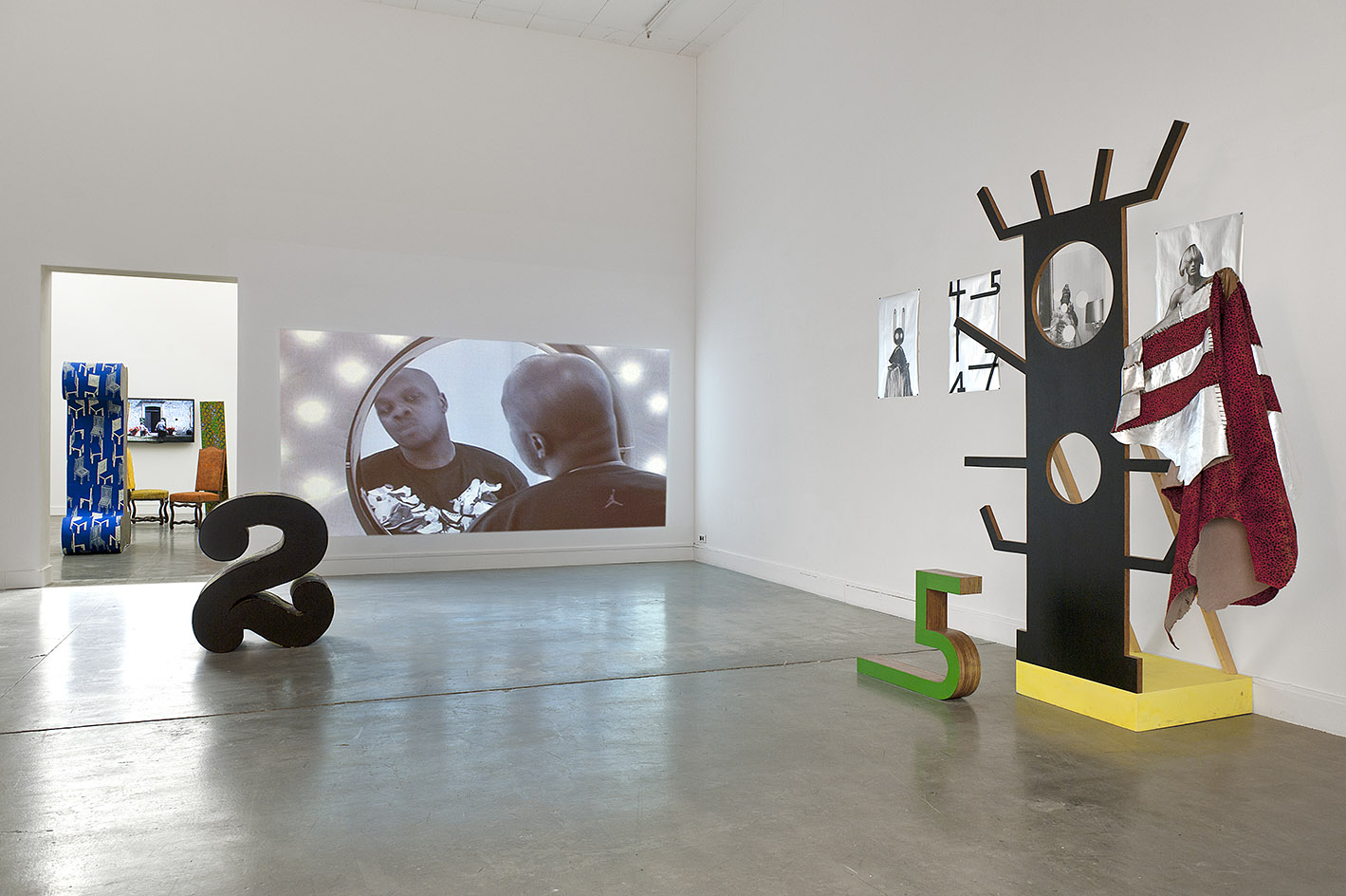 Grenoble Magasin C L E A R I N G New York Brussels Lili Reynaud Dewar 2012 Le