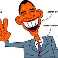 Super Obama, par Faber