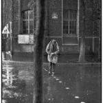 Alberto Giacometti, rue d'Alésia, Paris, 1961