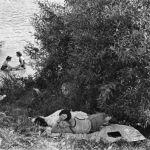 Premiers congés payés, bords de Seine, 1936
