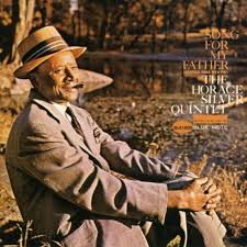 "Le père d'Horace Silver – couverture du disque ""Song for my father"", 1964"