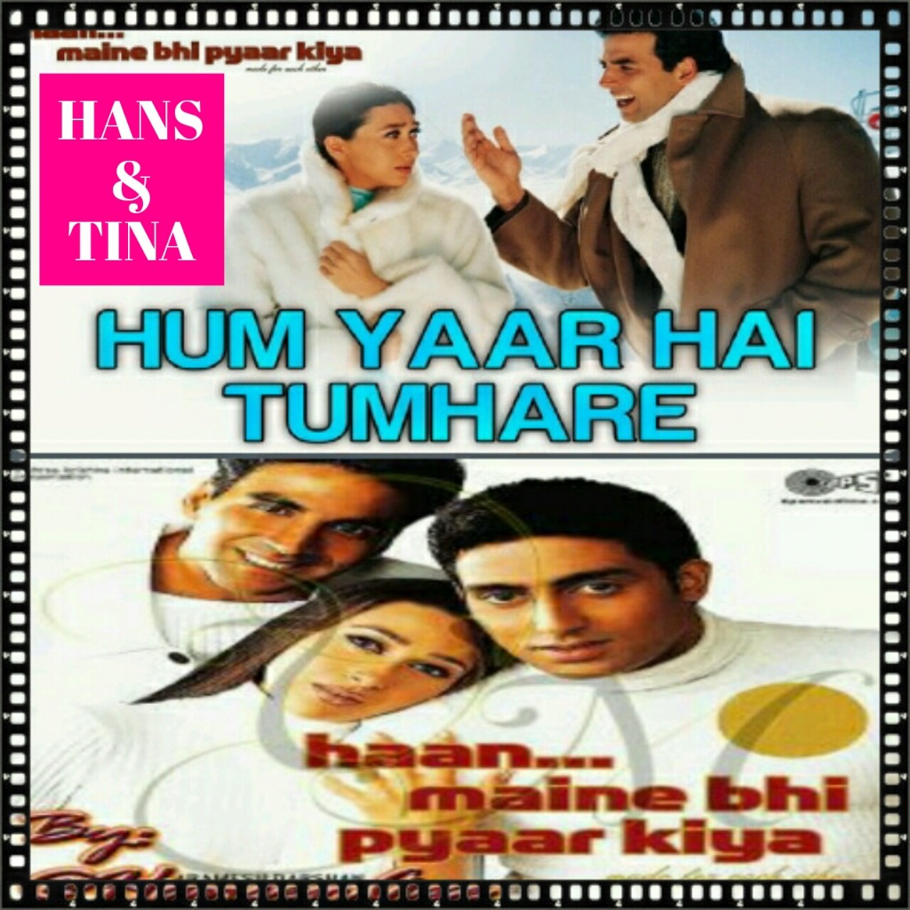 Hum Yaar Hain Tumhare Hd Lyrics And Music By Alka Yagnik Udit Narayan Arranged By Vr Ty