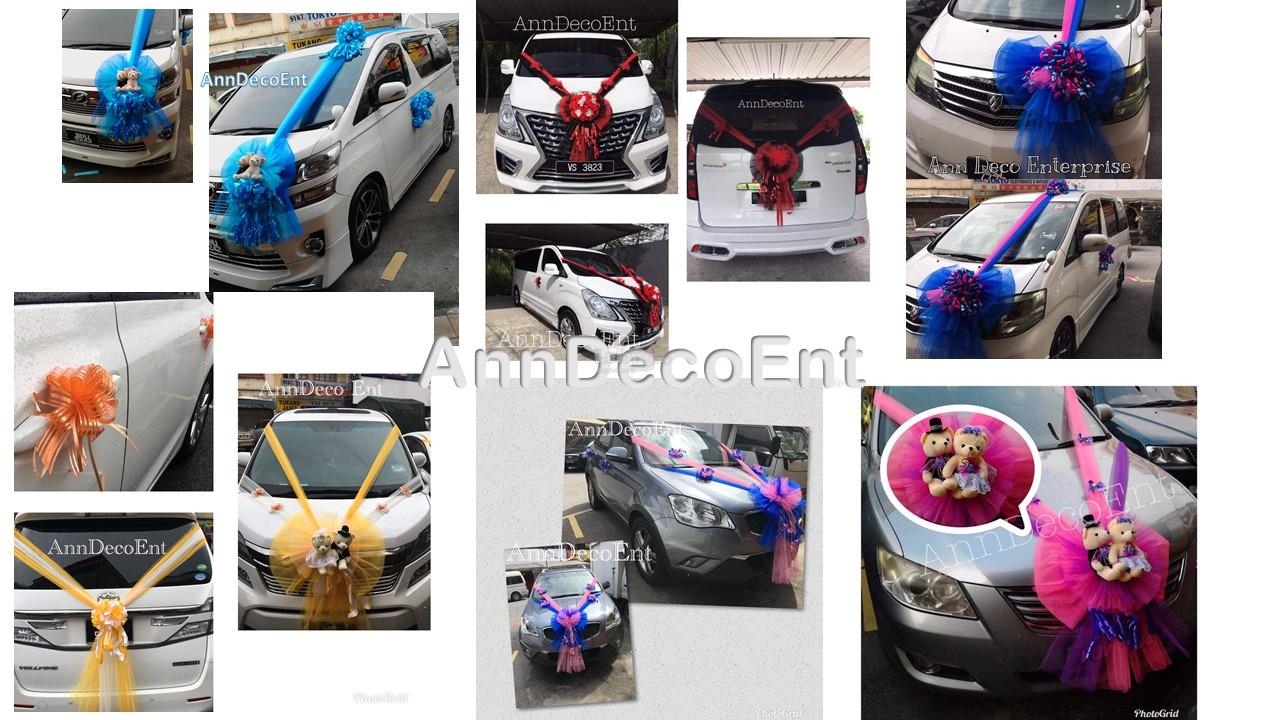 Car Decoration Weding Anndeco Wedding Car Decoration Services