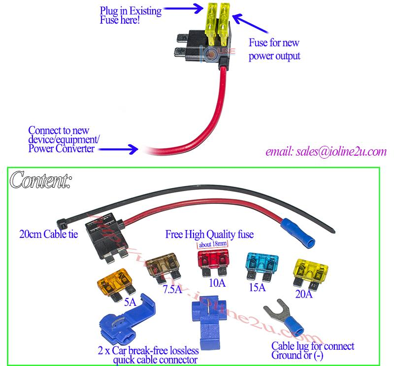 Plug Fuse Box - Wiring Diagram Progresif