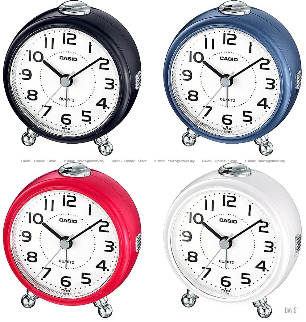Online Analog Clock Casio Tq 149 Analog Alarm Clock Beeper Sound Snooze Small Variants