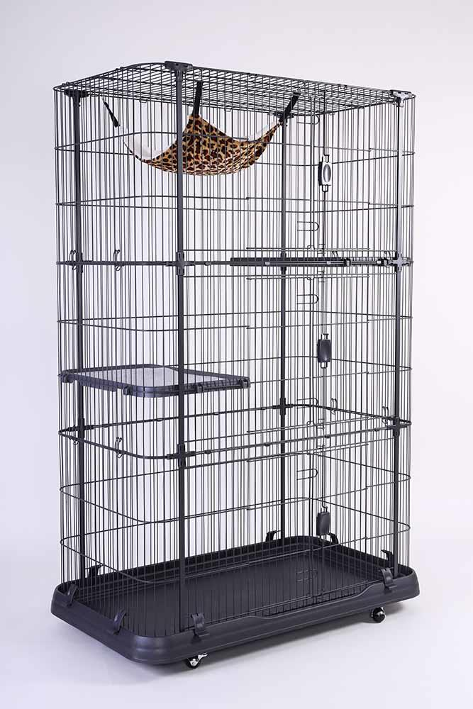 Cat Cage Lelong Collapsible Steel Cat Cage R64 End 7 7 2019 4 15 Pm