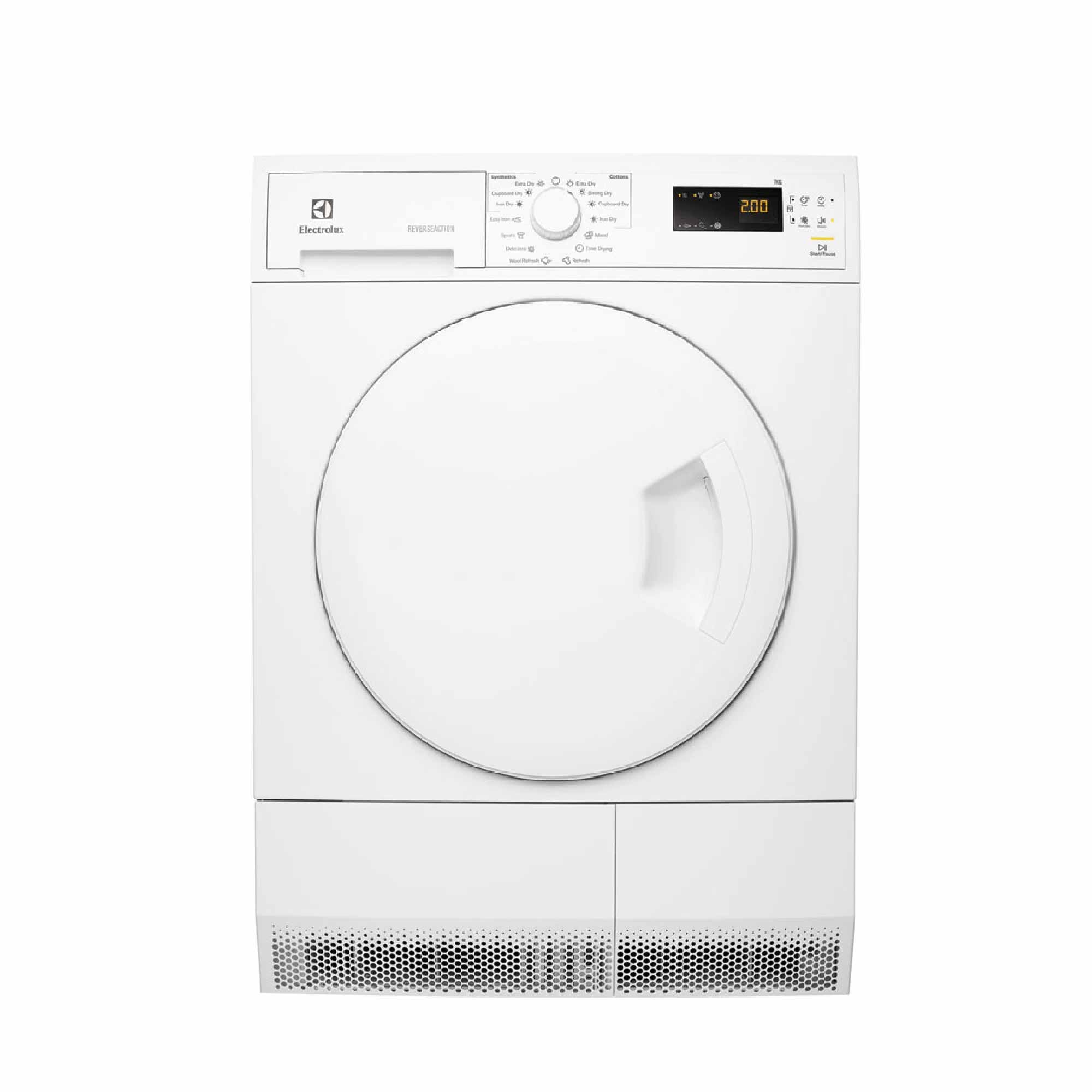 Electrolux Condenser Dryer Electrolux Dryer Machine Edp2074pdw End 9 6 2020 4 41 Pm