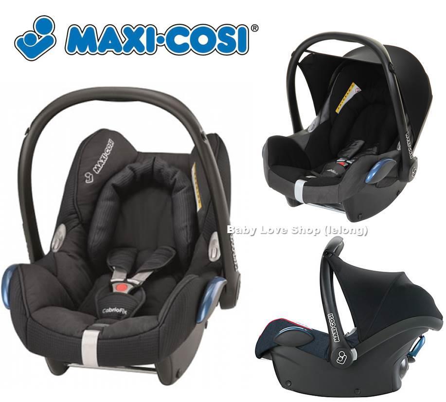 Genuine Maxi Cosi Cabriofix Carrier (end 7/1/2019 328 PM)
