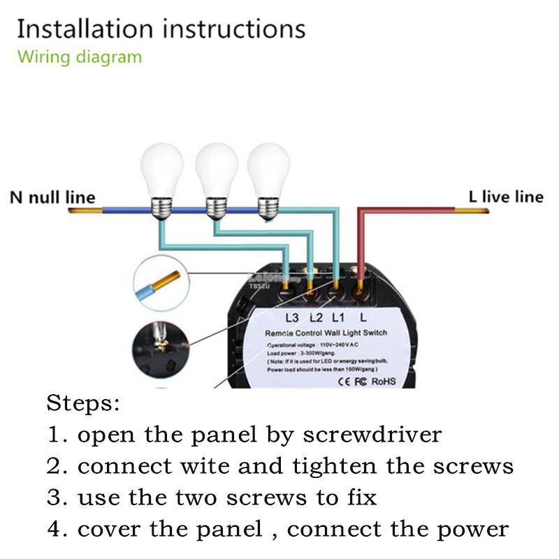 DOC ➤ Diagram Westek Touchtronic 6503 Wiring Diagram Ebook