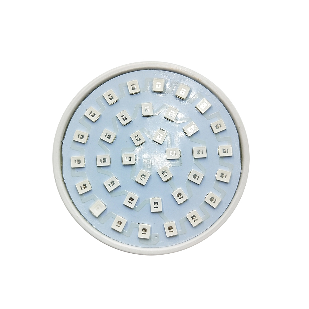 Brelong E27 E14 Gu10 Mr16 36led 2835 Plant Cup Light Ac 220 240v 1pc Grow Lights Plant Growth Light Brelong E27 E14 Gu10 Mr16 36led 283