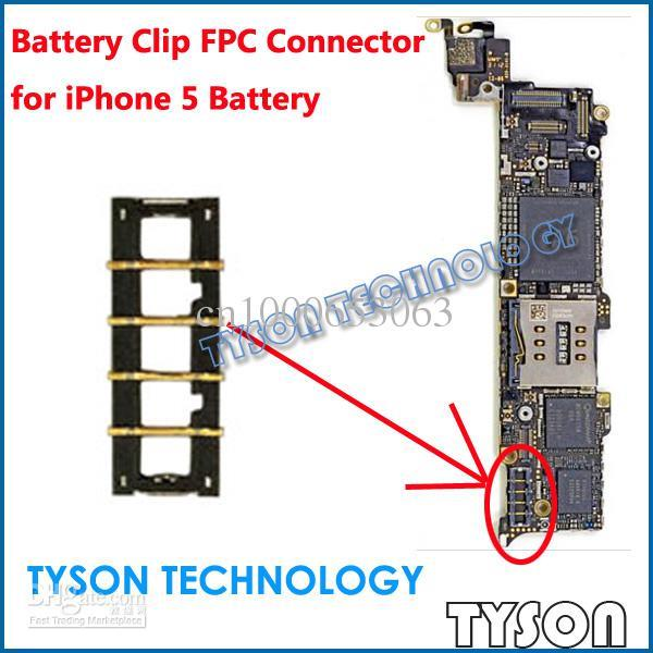 iphone 4 battery wiring diagram