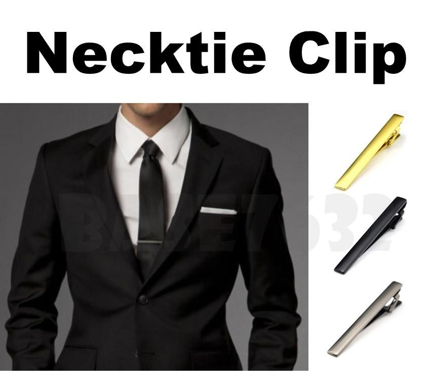 Men Stylish Necktie Neck Tie Bar Cla (end 5/27/2018 4:26 PM)