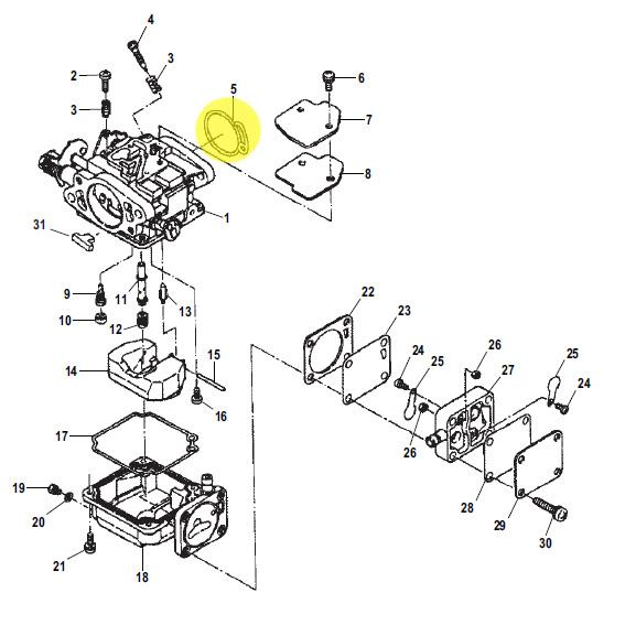 kohlermand 27 hp carburetor rebuild diagram