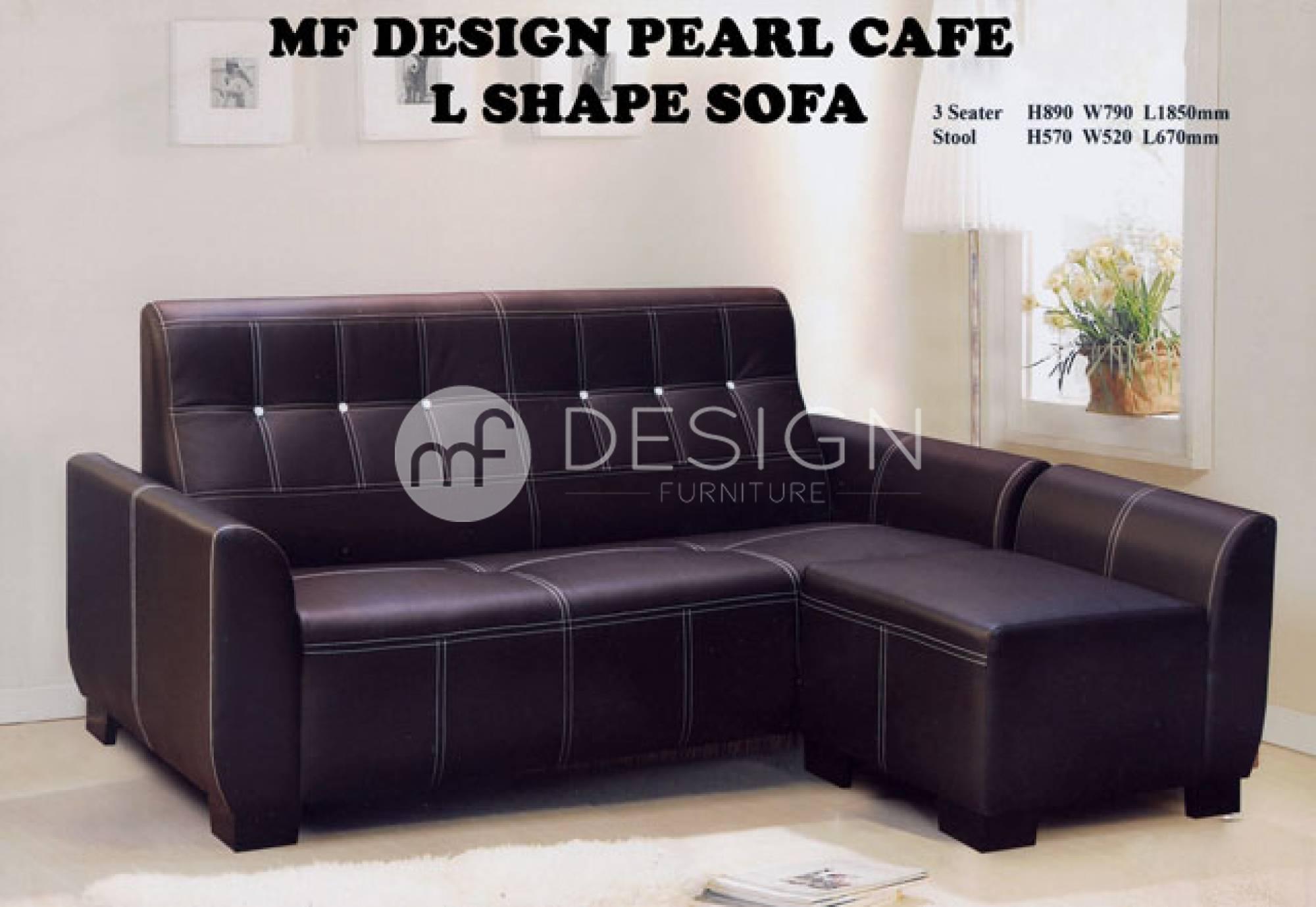 Sofa L Shape Murah Melaka Sofa L Shape Murah Baci Living Room