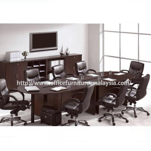 Beauteous Office Conference Table Desk Ofm5f4425 Furniture Damansara Kl Officefurnitures 1606 30 Officefurnitures14 Round Conference Table Conference Table Lighting