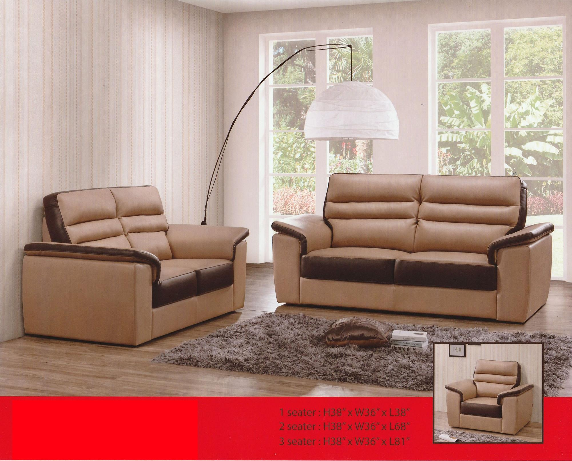 Sofa München Munchen 2 Seater Fully Leather Sofa Lounge Chair Relax Sofa