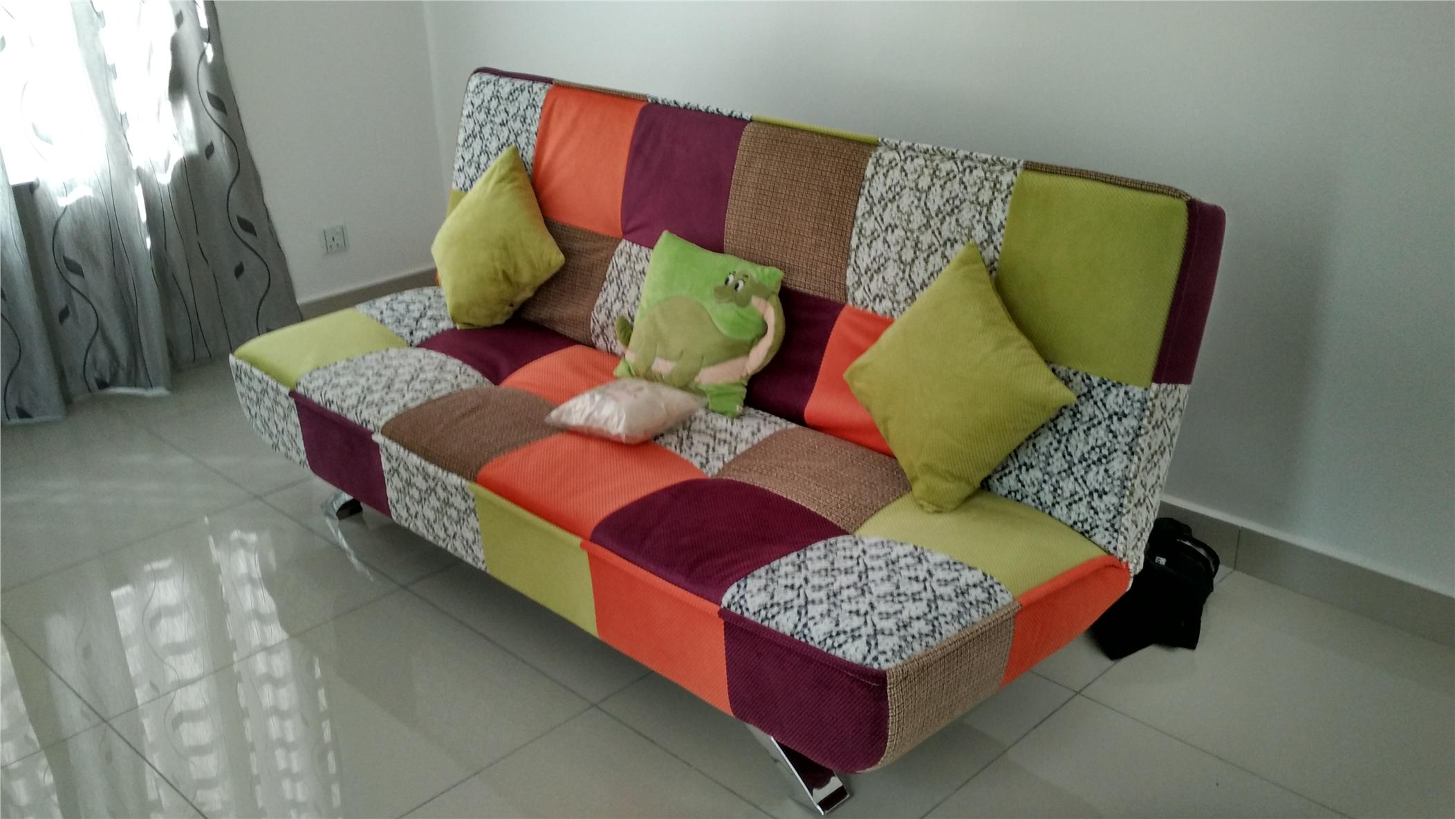 Patchwork Sofa Patchwork Sofa Bed