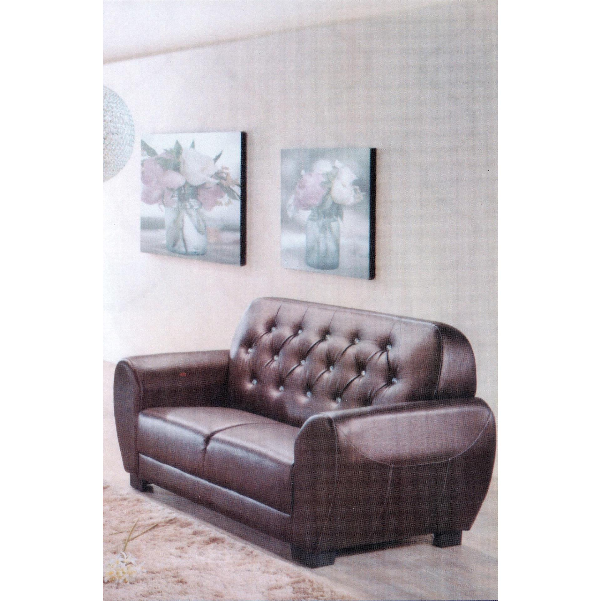 Relax Sofa Sofa 2 Seater Fully Leather Sofa Lounge Chair Relax Sofa