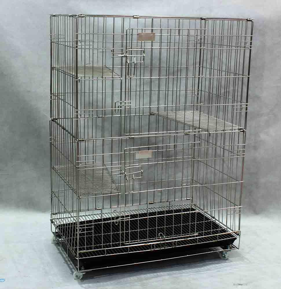 Cat Cage Lelong Stainless Steel Cat Cage Scc201 End 7 16 2019 2 15 Pm