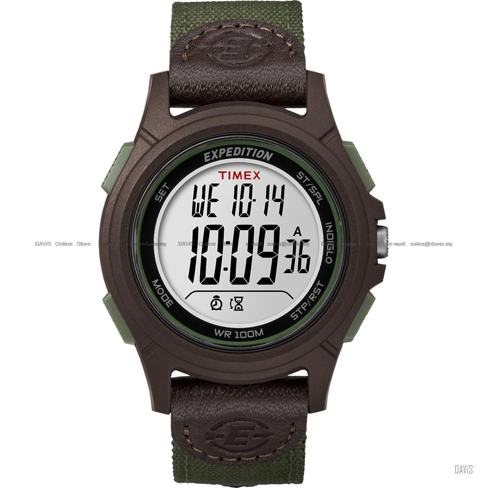 Fullsize Of Timex Expedition Manual