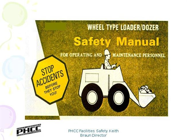 Heavy Equipment Loader - Dozer Safety Training(2)authorSTREAM
