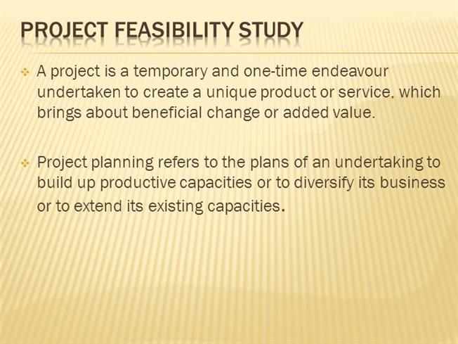 feasibility study - Intoanysearch