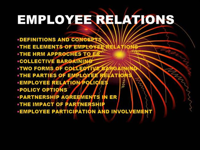Employee Relations - Part I2authorSTREAM - Employee Presentations