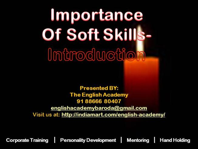 Importance of Soft Skills in Our LifeauthorSTREAM - what are soft skills