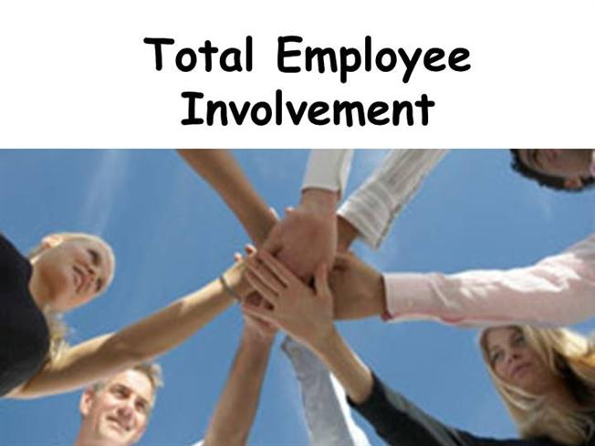 EMPLOYEE INVOLVEMENTauthorSTREAM - Employee Presentations
