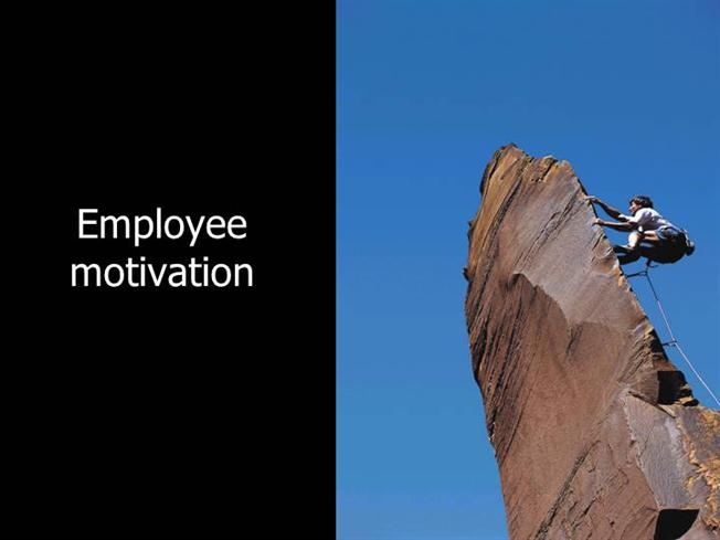 Driving Employee MotivationauthorSTREAM - Employee Presentations
