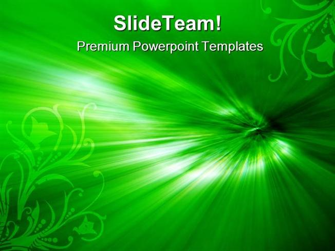 Green Background Powerpoint Templates And Powerpoint Backgrounds P