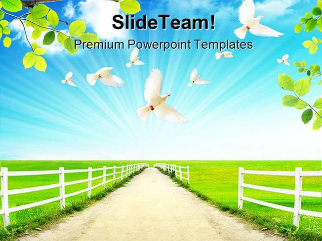 Nature Beauty Powerpoint Templates And Powerpoint Backgrounds Ppt - nature powerpoint