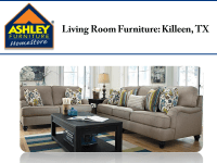 Living Room Furniture : Killeen, TX |authorSTREAM