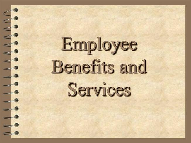Components of Employee BenefitsauthorSTREAM - Employee Presentations