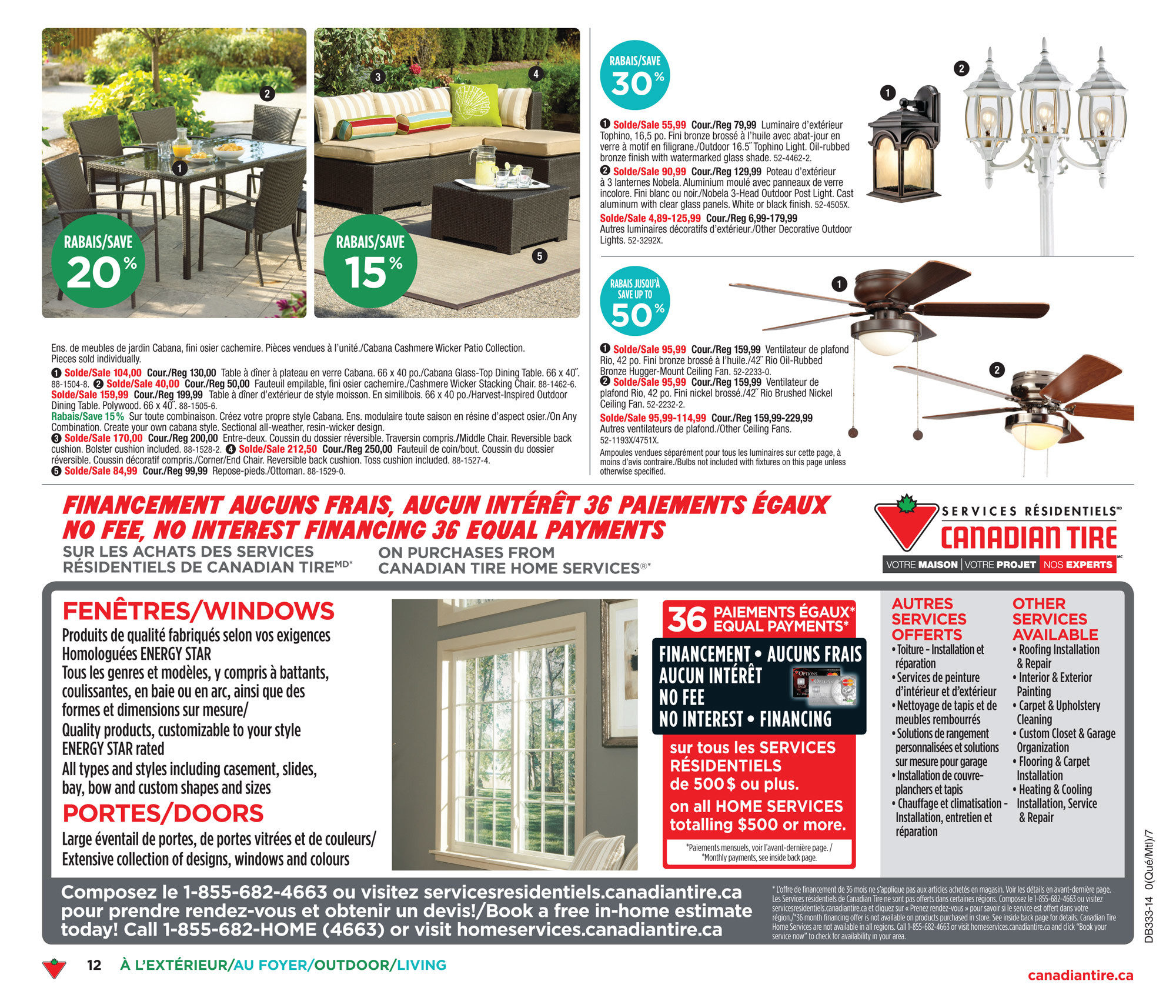 Pouf Exterieur Canadian Tire Canadian Tire Weekly Flyer Weekly Flyer Aug 8 14