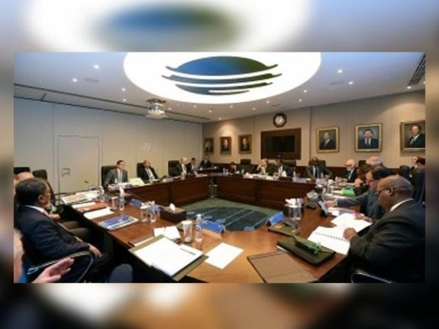 میٹنگ میں سی ای او پی سی بی سبحان احمد پاکستان کی نمائندگی کریں گے . فوٹو : فائل