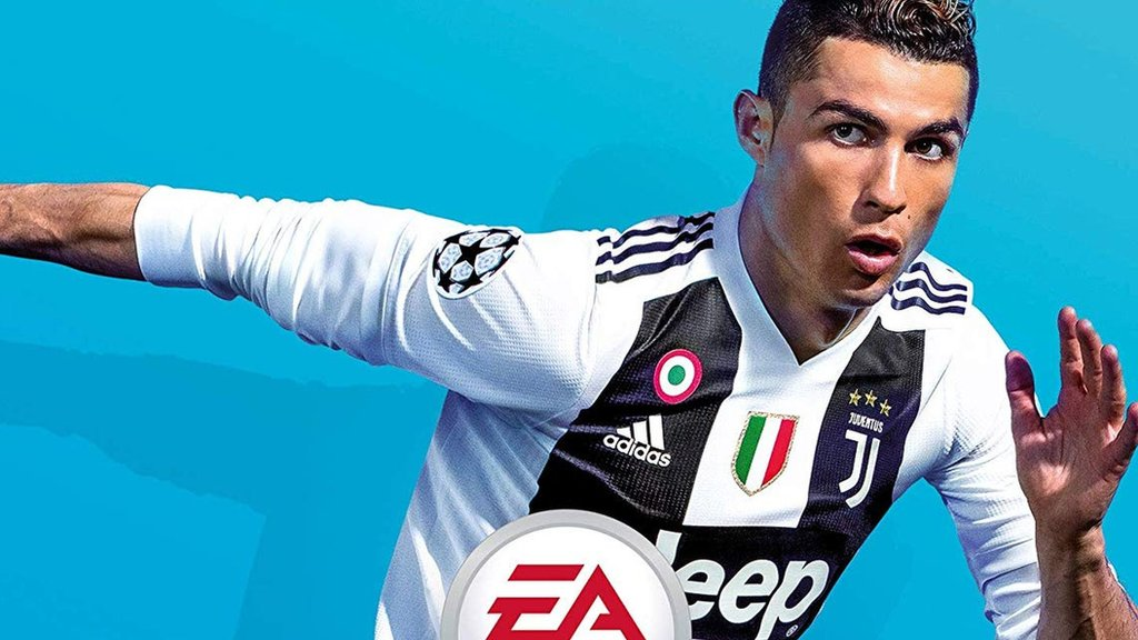Fifa 19 Cristiano Ronaldo removed from cover - CBBC Newsround