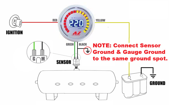 Air Horn Wiring Kit - Wiring Diagram Progresif