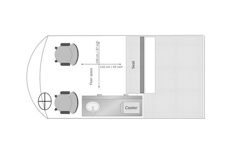 Happy 2-Renault Trafic Or Similar - Motorhome Rental Worldwide