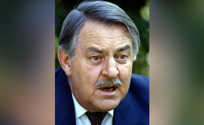 Pik Botha Has Died At The Age Of 86